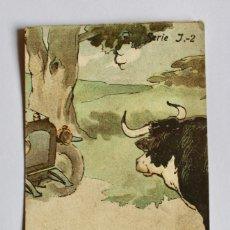 Coleccionismo Cromos antiguos: COLECCIÓN DE CROMOS DE CHOCOLATE AMATLLER. APEL•LES MESTRES, UN CROMO DE LA SÉRIE J. Lote 194693742