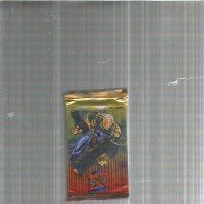 Coleccionismo Cromos antiguos: SOBRE CERRADO X MEN . Lote 194753156