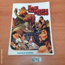Colecionismo Cromos antigos: ÁLBUM DE CROMOS INCOMPLETO HACE MILLONES DE AÑOS. Lote 194860331