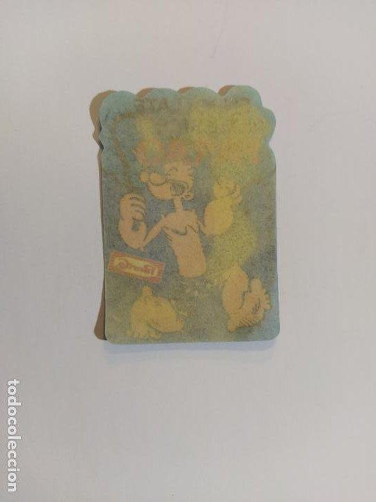 Coleccionismo Cromos antiguos: POPEYE - LOTE DE 8 CROMOS DE PANRICO - CADA CROMO MIDE 5x7 CM-VER FOTOS-(V-19.126) - Foto 12 - 194895988