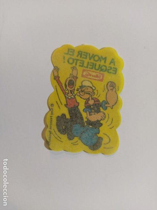 Coleccionismo Cromos antiguos: POPEYE - LOTE DE 8 CROMOS DE PANRICO - CADA CROMO MIDE 5x7 CM-VER FOTOS-(V-19.126) - Foto 16 - 194895988
