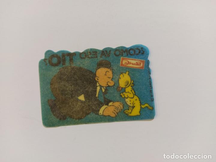 Coleccionismo Cromos antiguos: POPEYE - LOTE DE 8 CROMOS DE PANRICO - CADA CROMO MIDE 5x7 CM-VER FOTOS-(V-19.126) - Foto 18 - 194895988