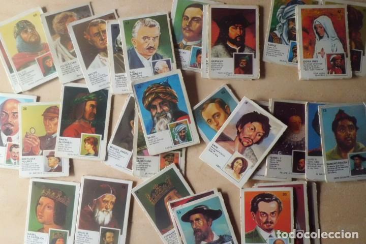 CROMOS YUPI CROMOS ORTIZ, 47 CROMOS (Coleccionismo - Cromos y Álbumes - Cromos Antiguos)