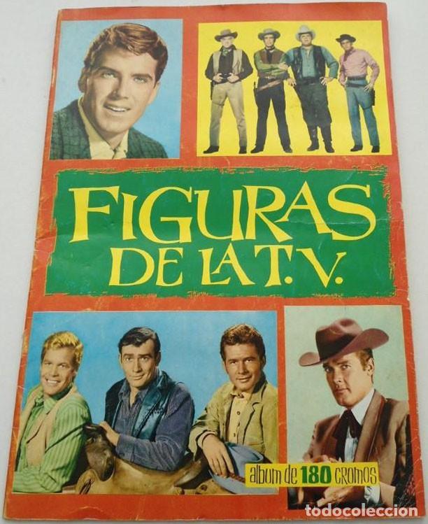 LOTE DE 10 CROMOS SELECCIONADOS DE FIGURAS DE LA TV - EDICIONES ESTE (Coleccionismo - Cromos y Álbumes - Cromos Antiguos)