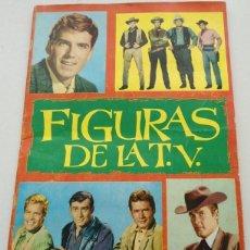 Coleccionismo Cromos antiguos: LOTE DE 10 CROMOS SELECCIONADOS DE FIGURAS DE LA TV - EDICIONES ESTE. Lote 194904953