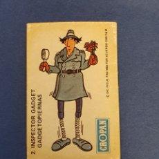 Coleccionismo Cromos antiguos: CROMO INSPECTOR GADGET CROPAN N2. Lote 194923088