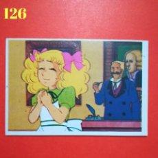 Coleccionismo Cromos antiguos: CROMO CANDY CANDY N. 126 (SIN PEGAR) AÑO 1985. Lote 195007015
