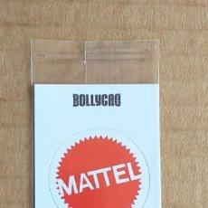 Coleccionismo Cromos antiguos: CROMO MATTEL MARCA MANÍA DE BOLLYCAO. PRECINTADO.. Lote 195118291