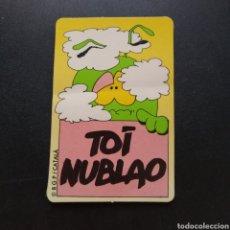 Coleccionismo Cromos antiguos: CROMO - TOI NUBLAO - BOLLY TOIS - BOLLYCAO - ENVIÓ GRATIS A PARTIR DE 35€. Lote 195118653