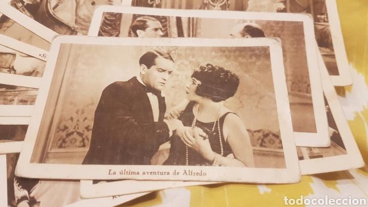 Coleccionismo Cromos antiguos: Colección entera 21 cromos chocolate juncosa el desfile del amor - Foto 2 - 195341172