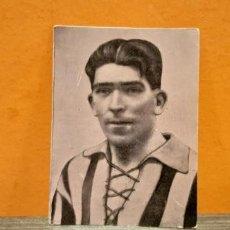 Coleccionismo Cromos antiguos: ANTIGUO CROMO FOOT BALL GALERIA DE JUGADORES N.26 COCA. Lote 195368295