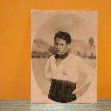 Coleccionismo Cromos antiguos: ANTIGUO CROMO FOOT BALL GALERIA DE JUGADORES N.3 ANTONIO TORRELLA. Lote 195368512