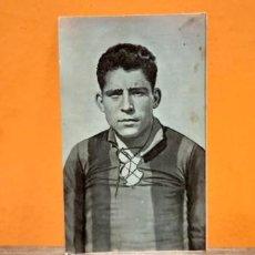 Coleccionismo Cromos antiguos: ANTIGUO CROMO LOS NOTABLES DEL FOOT BALL CARCIA F.C.BARCELONA . Lote 195370398