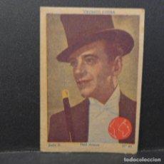 Coleccionismo Cromos antiguos: CROMOS ESFERA SERIE A FRED ASTAIRE Nº 43. Lote 195370530