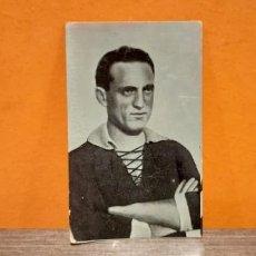 Coleccionismo Cromos antiguos: ANTIGUO CROMO LOS NOTABLES DEL FOOT BALL N.28 PEÑA ATLETIC CLUB DE BILBAO . Lote 195370615