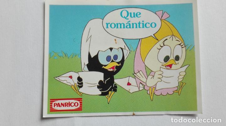 CROMO CALIMERO PANRICO (Coleccionismo - Cromos y Álbumes - Cromos Antiguos)