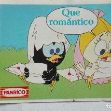 Coleccionismo Cromos antiguos: CROMO CALIMERO PANRICO. Lote 195388275