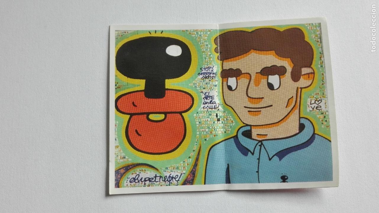 CROMO BIMBO GRAFFITI (Coleccionismo - Cromos y Álbumes - Cromos Antiguos)