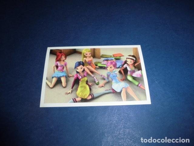 CROMO STICKER DE: WINX CLUB 3D - LA AVENTURA MAGICA - Nº 125 - SIN PEGAR - PANINI 2011. (Coleccionismo - Cromos y Álbumes - Cromos Antiguos)