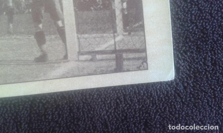 Coleccionismo Cromos antiguos: CROMO SPORTS FOOT-BALL. CHOCOLATES E.JUNCOSA. SERIE A NUM.21. LA FINAL DEL CAMPEONATO DE ESPAÑA. - Foto 4 - 195389558