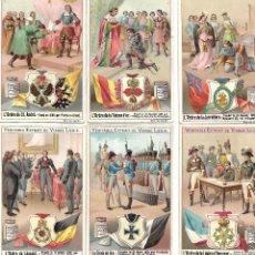 Coleccionismo Cromos antiguos: LIEBIG - SANGUINETTI NUM 529. Lote 195403348