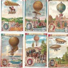 Coleccionismo Cromos antiguos: LIEBIG - SANGUINETTI NUM 610. Lote 195403540