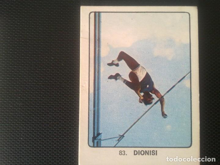 KEISA 1974 Nº 83 DIONISI (Coleccionismo - Cromos y Álbumes - Cromos Antiguos)