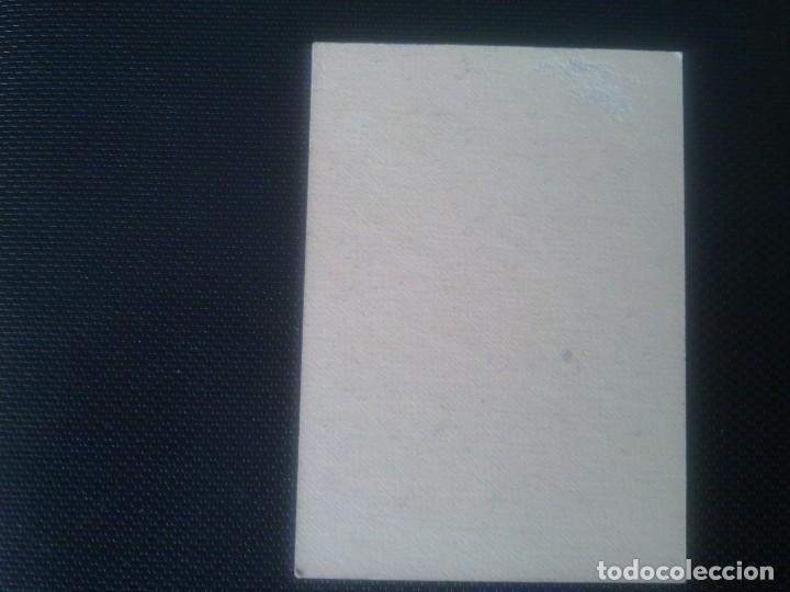Coleccionismo Cromos antiguos: KEISA 1974 Nº 90 SANTIAGO ESTEVA - Foto 2 - 195424782