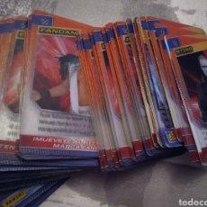 Coleccionismo Cromos antiguos: LOTE 111 CROMOS DE PRESSING CATCH WWE PANINI 2015.. Lote 195506958