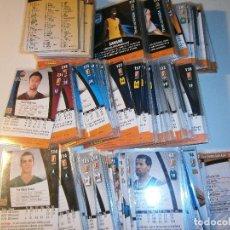Colecionismo Cromos antigos: GRAN LOTE DE CROMOS ACB 2008 2009 - PANINI - TRADING CARDS 08 09. Lote 195770200