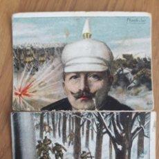 Coleccionismo Cromos antiguos: GUERRA EUROPEA ALEMANIA, BOIX. Lote 196141013
