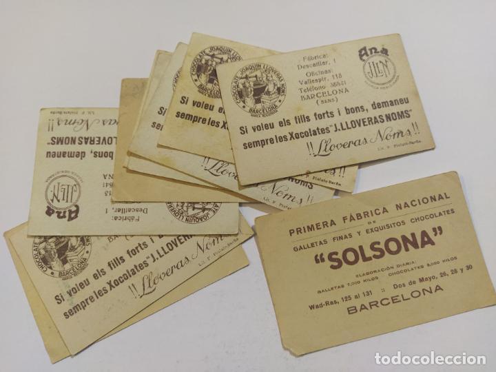 Coleccionismo Cromos antiguos: ADIVINANZAS-SERIE N-COLECCION COMPLETA 20 CROMOS-VER FOTOS-(V-19.463) - Foto 5 - 197046761
