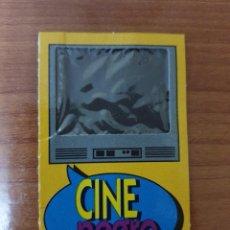 Coleccionismo Cromos antiguos: CROMO BOLLYCAO CANAL LOCO CINE NEGRO . Lote 197564716