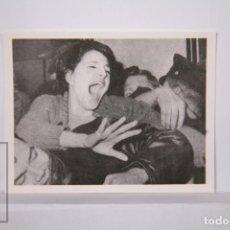 Coleccionismo Cromos antiguos: CROMO THE BEATLES EN FOTOS - NÚMERO 96 - BRUGUERA, 1966 - FOTOCROMO. Lote 197738340
