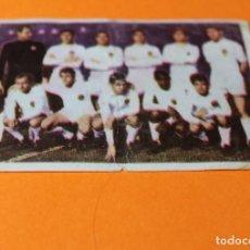 Coleccionismo Cromos antiguos: CROMO DE FUTBOL. ALBUM 1967 RUIZ ROMERO TORNEOS CONTINENTALES. NUM. 29-30. C.F. VALENCIA.. Lote 197899681