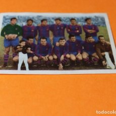 Coleccionismo Cromos antiguos: CROMO DE FUTBOL. ALBUM 1967 RUIZ ROMERO TORNEOS CONTINENTALES. NUM. 27-28. C.F. BARCELONA. Lote 197899928