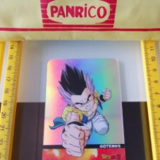 Coleccionismo Cromos antiguos: CROMO TRADING CARD LAMINCARDS DRAGON BALL Z SUPER SAIYAN LAMINCARD PLATINO Nº 55 GOTENKS. Lote 199070625