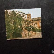 Coleccionismo Cromos antiguos: CARD DE LA COLECCIÓN: CONOCER SEVILLA. CAJA SAN FERNANDO. SIN PEGAR. Nº 48. Lote 199877330