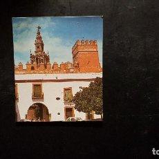 Coleccionismo Cromos antiguos: CARD DE LA COLECCIÓN: CONOCER SEVILLA. CAJA SAN FERNANDO. SIN PEGAR. Nº 56. Lote 199877635