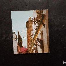 Coleccionismo Cromos antiguos: CARD DE LA COLECCIÓN: CONOCER SEVILLA. CAJA SAN FERNANDO. SIN PEGAR. Nº 66. Lote 199877785