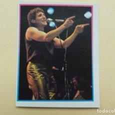 Coleccionismo Cromos antiguos: CROMO DE ARTISTA-CANTANTE MIGUEL RIOS DESPEGADO Nº 94 AÑO 1986 DEL ALBUM SUPER STARS. Lote 200262556