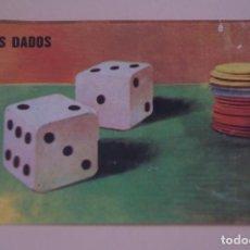 Collectionnisme Cartes à collectionner anciennes: CROMO DE EL LIBRO DE LAS ADIVINANZAS 1 DESPEGADO Nº 8 AÑO 1973 DEL ALBUM EL LIBRO...DE BIMBO. Lote 201202447