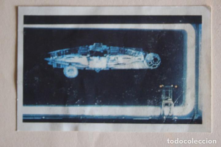 CROMO DE STAR WARS DESPEGADO N° 102 AÑO 1977 DEL ALBUM LA GUERRA DE LAS GALAXIAS DE PACOSA DOS (Coleccionismo - Cromos y Álbumes - Cromos Antiguos)