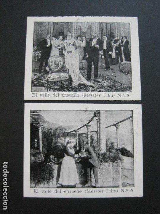 Coleccionismo Cromos antiguos: EL VALLE DEL ENSUEÑO-COLECCION COMPLETA DE 6 CROMOS DE CINE-VER FOTOS-(V-19.735) - Foto 3 - 202326123