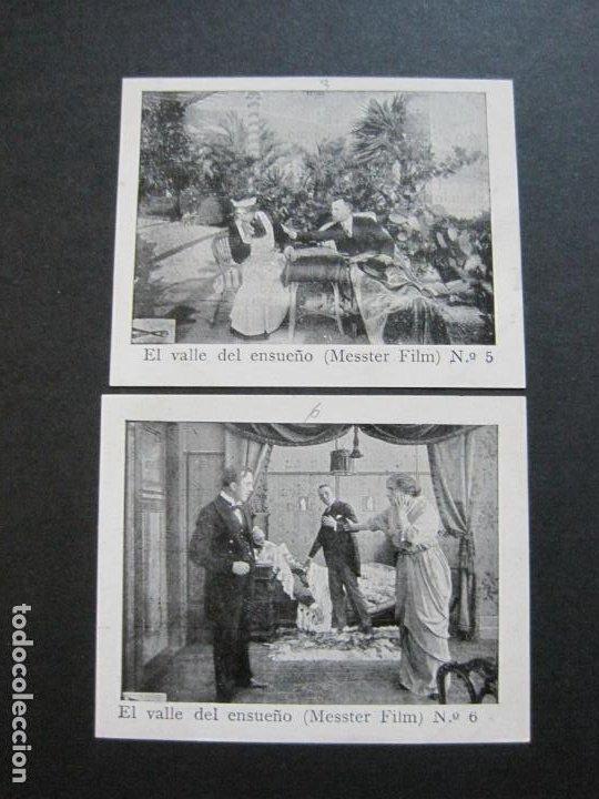 Coleccionismo Cromos antiguos: EL VALLE DEL ENSUEÑO-COLECCION COMPLETA DE 6 CROMOS DE CINE-VER FOTOS-(V-19.735) - Foto 4 - 202326123
