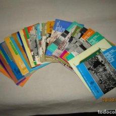 Coleccionismo Cromos antiguos: ANTIGUO LOTE DE 40 REVISTAS MENSUALES *EL ARBITRO* BOLETÍN DEL COMITÉ NACIONAL DE ÁRBITROS 1966-1976. Lote 202654640