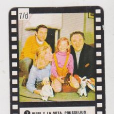 Collectionnisme Cartes à collectionner anciennes: PIPPI CALZASLARGAS 7 D. Lote 202691536