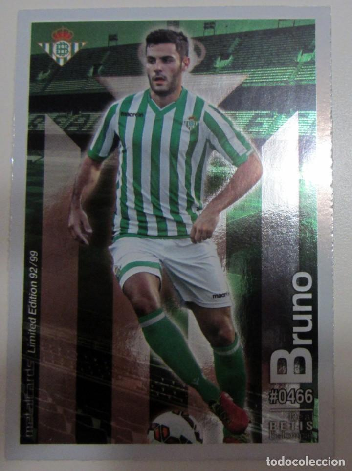 Coleccionismo Cromos antiguos: MC METALCARDS LIMITED EDITION FICHAS QUIZ LIGA 2016 BRILLANTE INIESTA PAREJO LLORENTE GAMEIRO - Foto 4 - 202845387