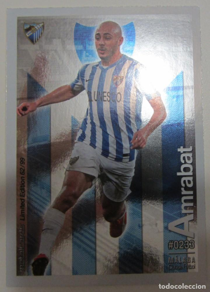 Coleccionismo Cromos antiguos: MC METALCARDS LIMITED EDITION FICHAS QUIZ LIGA 2016 BRILLANTE INIESTA PAREJO LLORENTE GAMEIRO - Foto 9 - 202845387