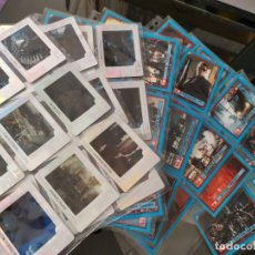 Coleccionismo Cromos antiguos: COLECCIÓN COMPLETA TRADING CARDS CROMOS TERMINATOR 2 ARNOLD SCHWARZENEGGER + MINIFILMS. Lote 203543105